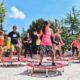 Fitness in alta quota, lo sport va in montagna!