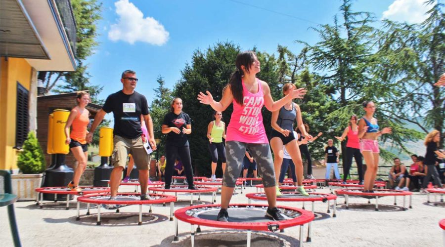 Fitness in alta quota, lo sport va in montagna!