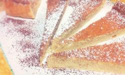 Crostata Amaretti