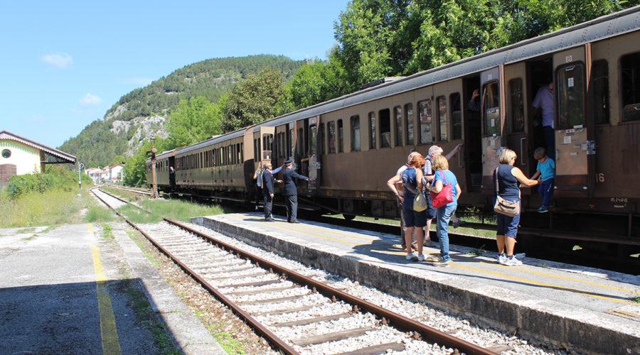 Un treno di eventi a Carovilli!