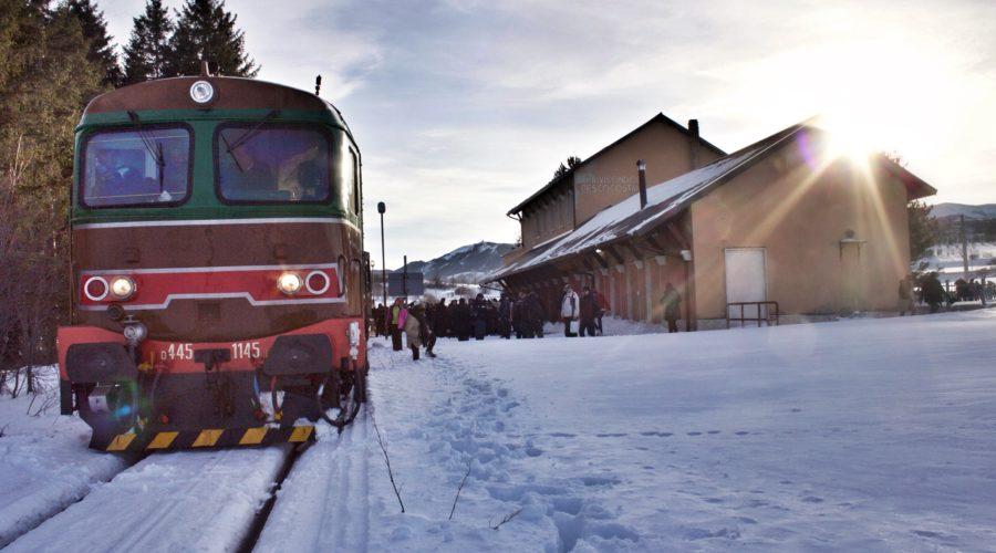 Un treno di auguri!