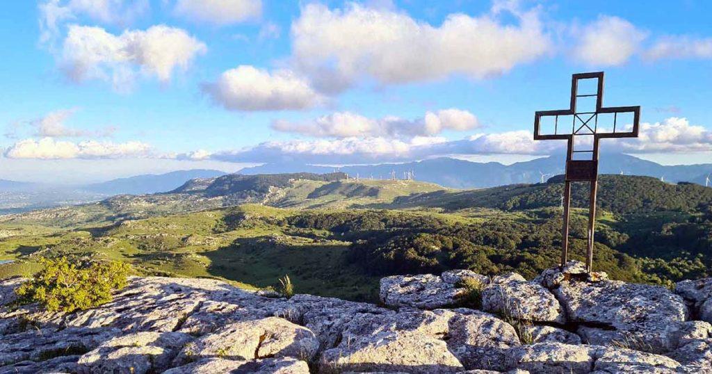 Il sentiero Frassati sulla Montagnola Molisana