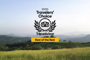 "La Masseria vince il ""Travellers Choice 2020""!"