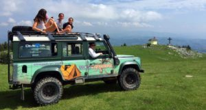 I land Rover di Molise Explorer